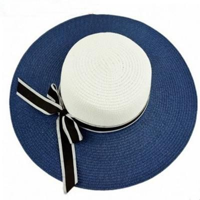 abb94207 Female Summer Beach Straw Hat | Hat | Hats, Hats for women, Sun hats