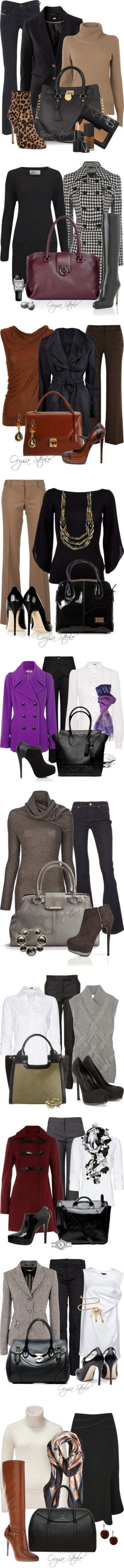"""Dressed Up for Fall"" by orysa on Polyvore"