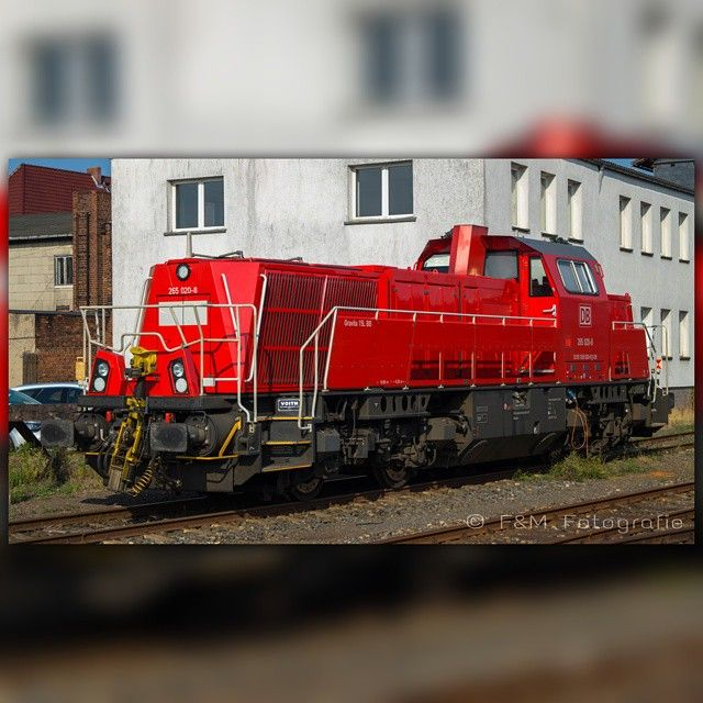 Eine Gravita an Nordhausen Bahnhof.  #igersbahn#train_nerds #theyards_candid #trains_worldwide #railfans_of_instagram #eisenbahnbilder #eisenbahnfotografie #railways_of_our_world #deutschebahn #deutschebahn_fansite #rail_barons #ig_trainspotting #trainspotter #trainspotting #rail #railway #bahn #train #rail #railway #train #trainspotter #trains_worldwide #rsa_trains #_rsa_theyards #ig_trainspotting #dbundich #railstagram #dbbahn #heyfred_lookatthis #rail_barons #gravita #br265 #nordhausen…
