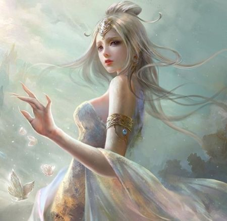 Fantasy photos Animated nude
