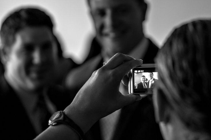 Sarah + Keven :: Denver Comedy Works Wedding Reception