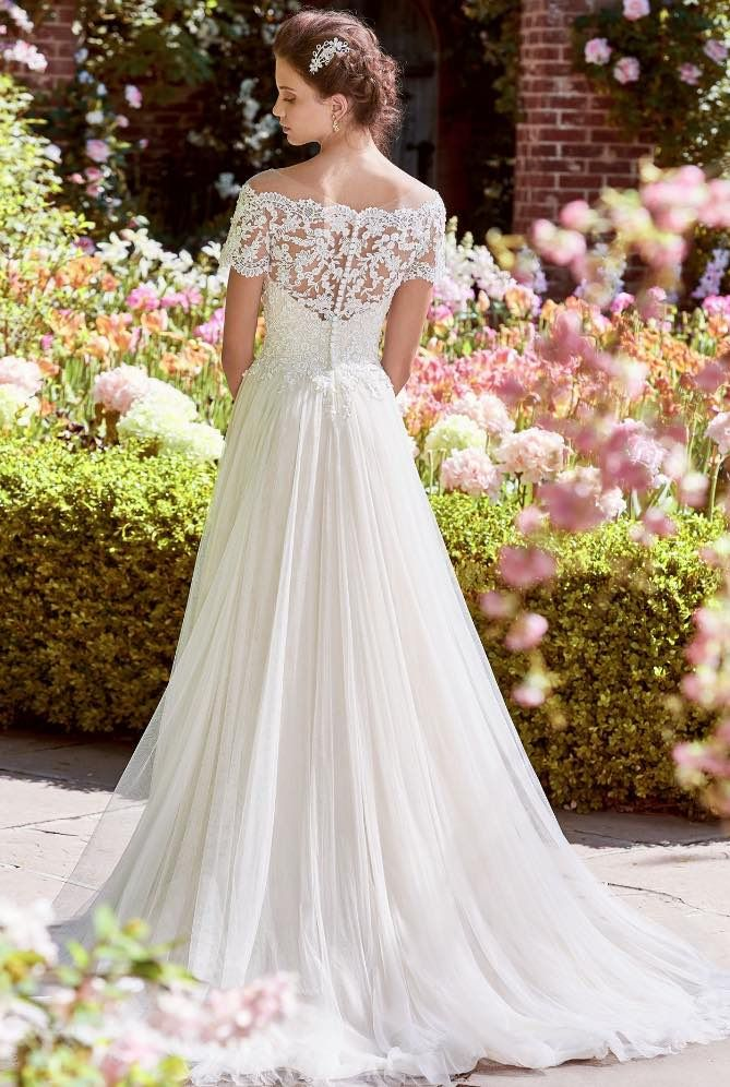 Courtesy of Rebecca Ingram Collection of Maggie Sottero Wedding Dresses  Wedding  dress idea. 3256dc6d7a00