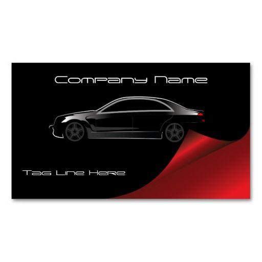 306 best Automotive Business Card Templates images on Pinterest ...