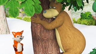 Песня про медведя - Почему медведь зимой спит - Детские Песни - YouTube