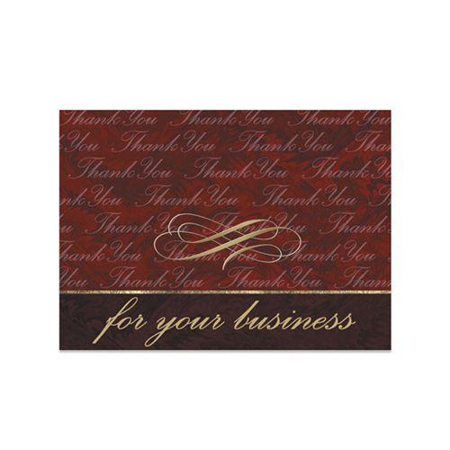 Más de 17 ideas fantásticas sobre Business Thank You Notes en - business thank you card template