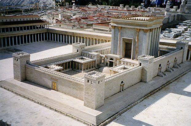 Hanukkah, das jüdische Lichterfest und seine Geschichte haben mit diesem Tempel zu tun... #Hanukkah #Lichterfest #Judentum #Geschichte #Wunder