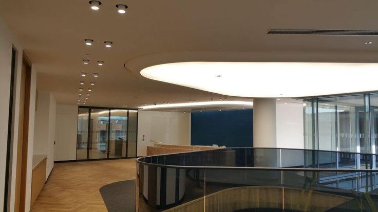 STRETCH CEILING by Optelma. #LightingDesign #Lighting #Office #Hospitality #Architecture #InteriorDesign #StretchCeiling #LED
