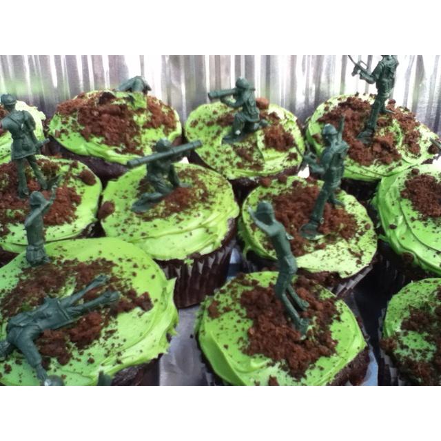 Enlisting Marine Birthday Cakes