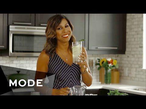 How to Make a Big Batch Cocktail | Haute Hostess - YouTube