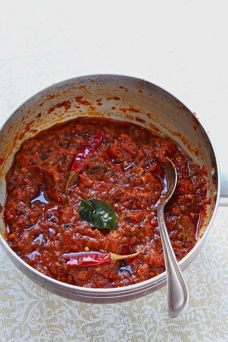 Plateful: Tomato Chutney – one more way to enjoy antioxidant rich tomatoes