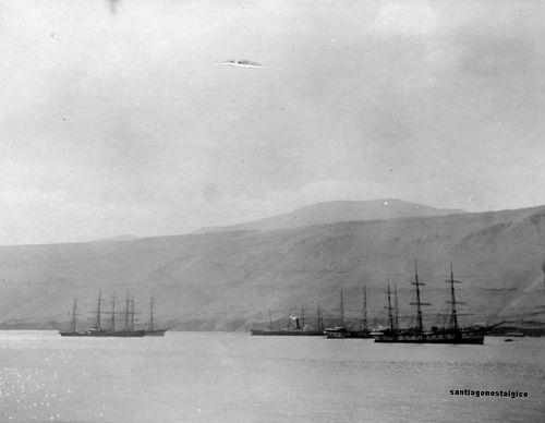 Puerto de Pisagua Chile | la industria del salitre en Pisagu… | Flickr
