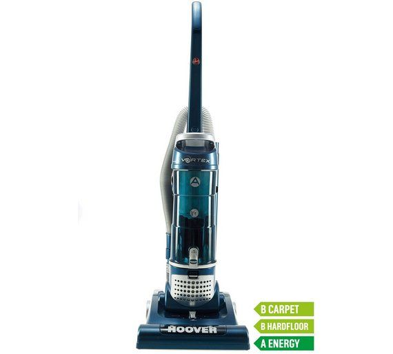 Buy Hoover Vortex TH71VX01 Bagless Upright Vacuum Cleaner at Argos.co.uk - Your Online Shop for Vacuum cleaners and accessories, Floorcare, Home and garden.