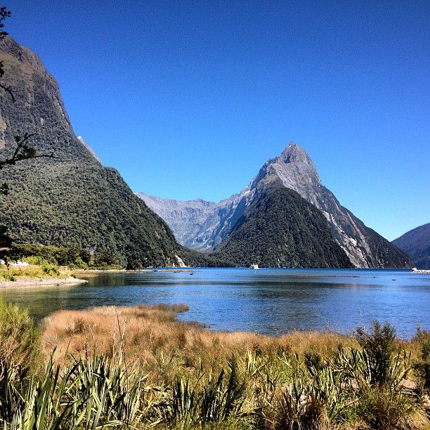 Milford Sound in Milford Sound, Southland