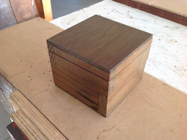 Picture of Small wooden box & 25+ unique Small wooden boxes ideas on Pinterest | Key tidy hooks ... Aboutintivar.Com