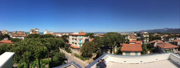 Lido Blu veduta panoramica