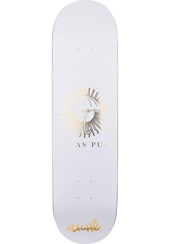 Clich� Puig-Helas-Series-with-Beanie-R7 - titus-shop.com  #Deck #Skateboard #titus #titusskateshop