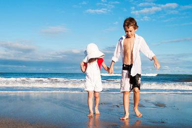 Top 10 US Family Vacation Spots