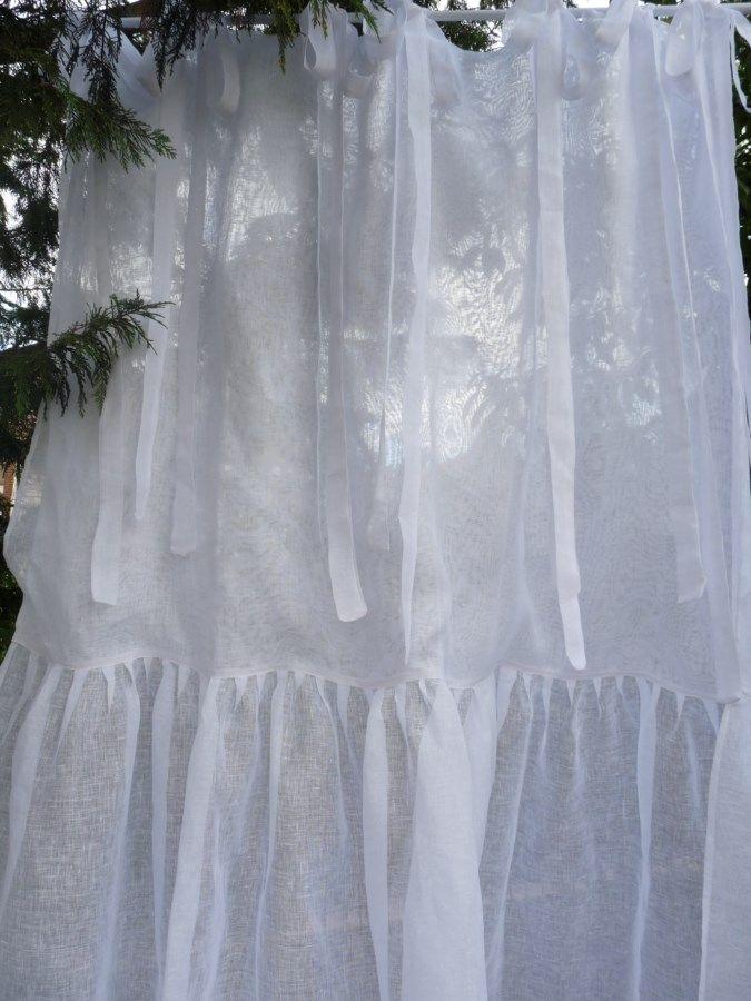 25 best Rideaux images on Pinterest Beaded curtains, Bead curtains - store bois tisse exterieur