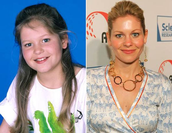 tv show tv reba cast where are they now | Full House Cast Then and Now - Candance Cameron Bure