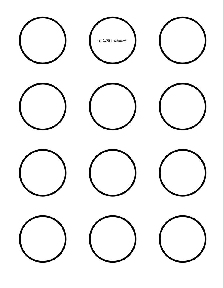 All Sizes Sugarywinzy 1 75 Inch Macaron Template Flickr Photo Sharing Cookies
