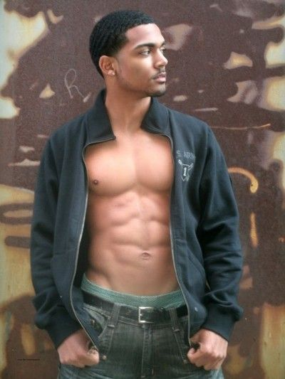 African American Male Models Pictures