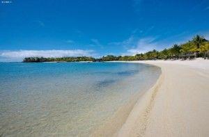 TSpiaggia di Trou D'Eau Douce Mauritius