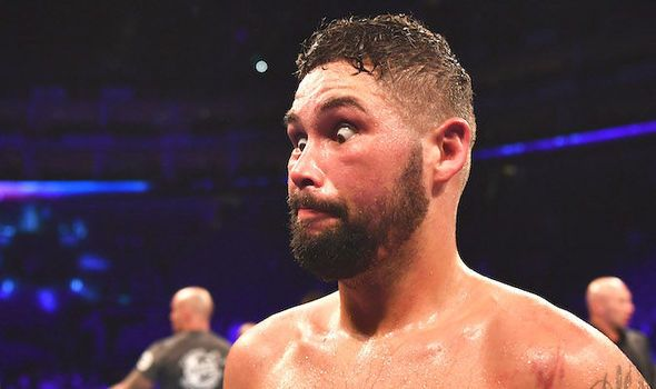 Tony Bellew jokes David Haye must be on drugs if he wants Anthony Joshua bout - EXCLUSIVE