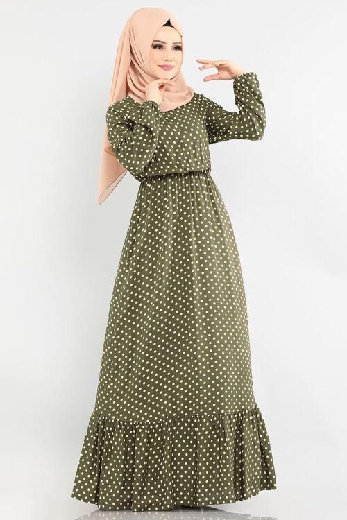 Tesettur Elbise Tesettur Elbise Fiyatlari Gunluk Tesettur Elbise Elbise Moda Kiyafetler Moda Stilleri
