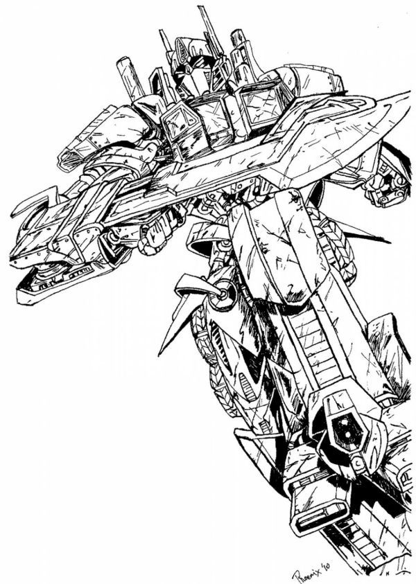 Optimus Prime Coloring Pages Collection In 2020 Transformers Coloring Pages Cartoon Coloring Pages Coloring Pages