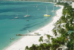 Where's your best bet to travel in the Caribbean during hurricane season?