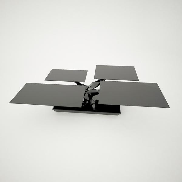 BONSAI coffee table on furnitureviewer.com
