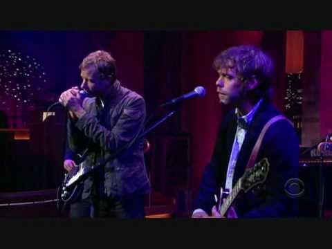 The National on Letterman - July 24, 2007 - Fake Empire