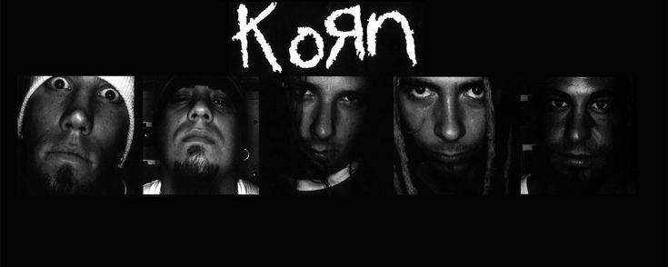 Kornのメンバーの顔