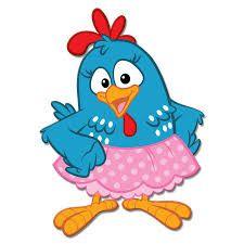 Resultado de imagen para galinha pintadinha rosa