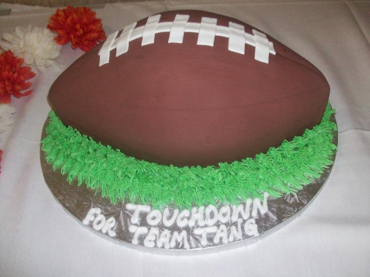Calumet Bakery  Fondant Football