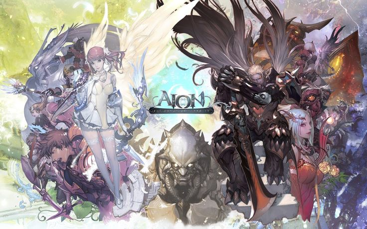 Aion Gameplay, Aion Reviews, Aion News, Screenshots, and More! Find the MMORPG you've been searching for at MMOByte!