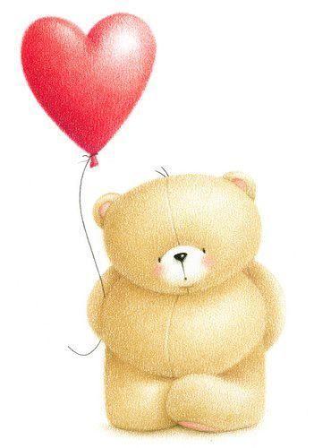 foreverfriends teddy ~~love