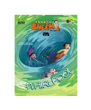 Chotta Bheem Comic Vol.86 – Whirlpool #ohnineone
