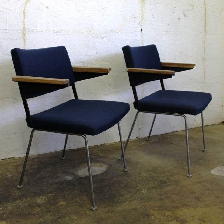 Located using retrostart.com > 1268 Dinner Chair by André Cordemeyer for Gispen