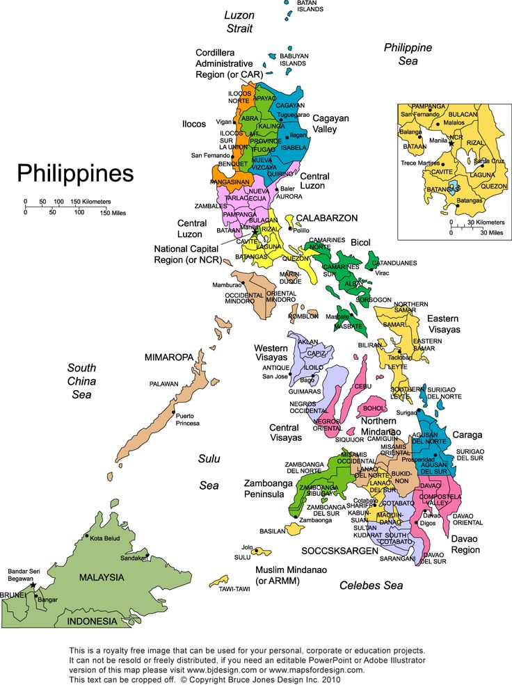The 25 best Philippine map ideas on Pinterest  Philippines