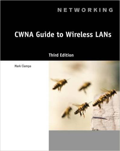 BUY+Guide+to+Wireless+LANs+CWNA+Book-Buy+New+and+Used+Books+Online-College+Books