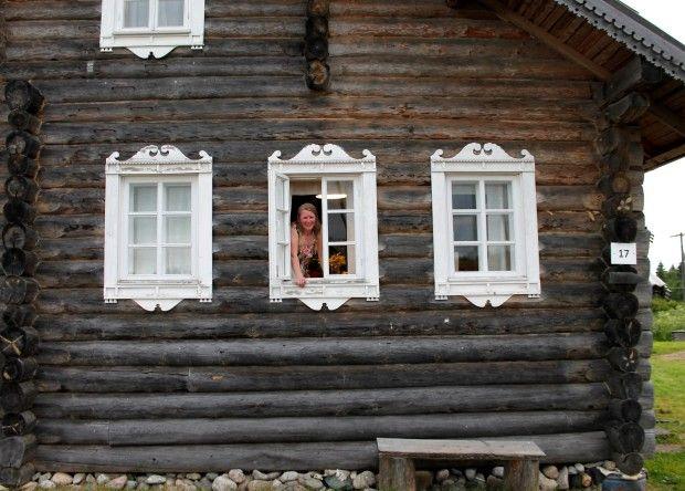 карельская дом финно-угорский - Google-haku