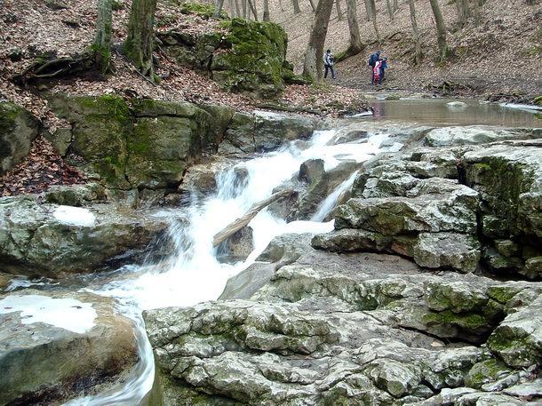 Gaja creek in Eastern Bakony Hills, Transdanubia #Hungary #hiking