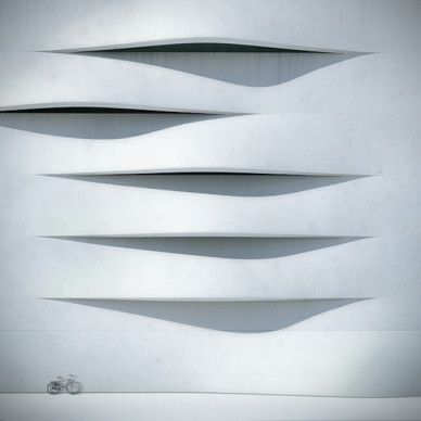 Check this out on leManoosh.com: #Architecture #Texture #White