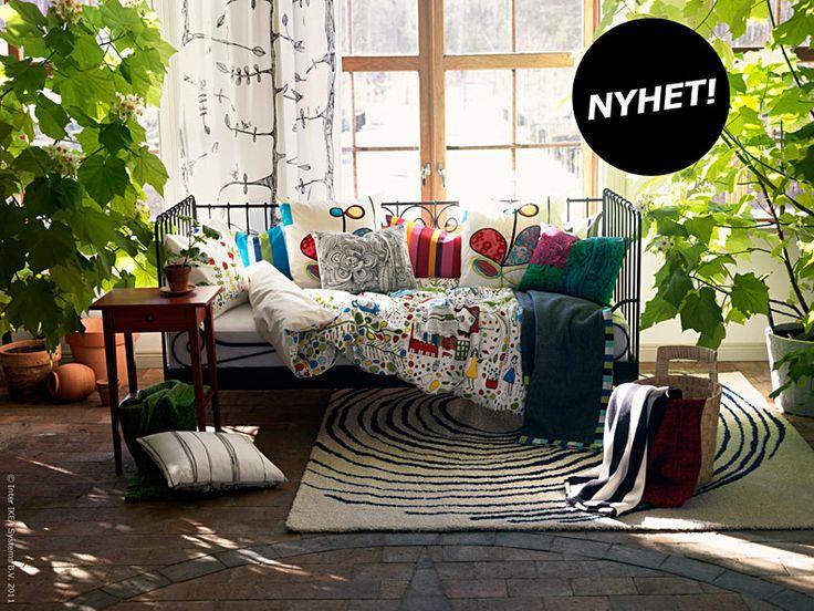 Nyhet: Textil berättarkonst | Livet Hemma – IKEA