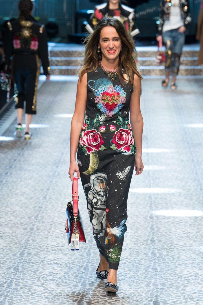 Dolce & Gabbana | Ready-to-Wear - Autumn 2017 | Look 55