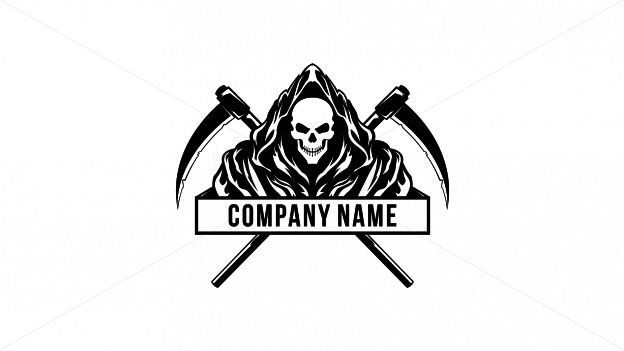 reaper on 99designs Logo Store
