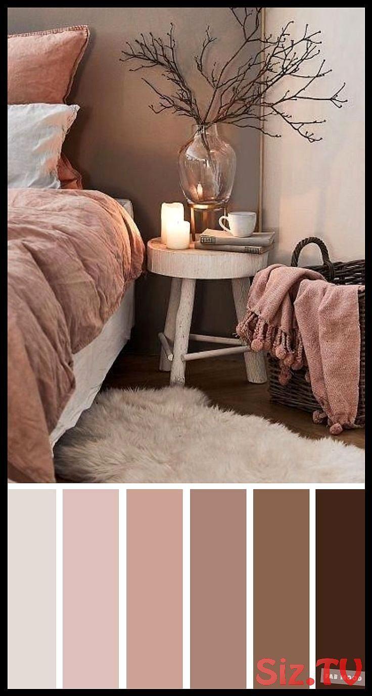Esquema De Color Malva Y Marron Para Dormitorios Tonos Tierra Para Brown Er Bedroom Colour Schemes Neutral Bedroom Color Schemes Bedroom Colors