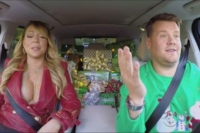 Mariah Carey, Adele e mais astros cantam a melhor música de Natal
