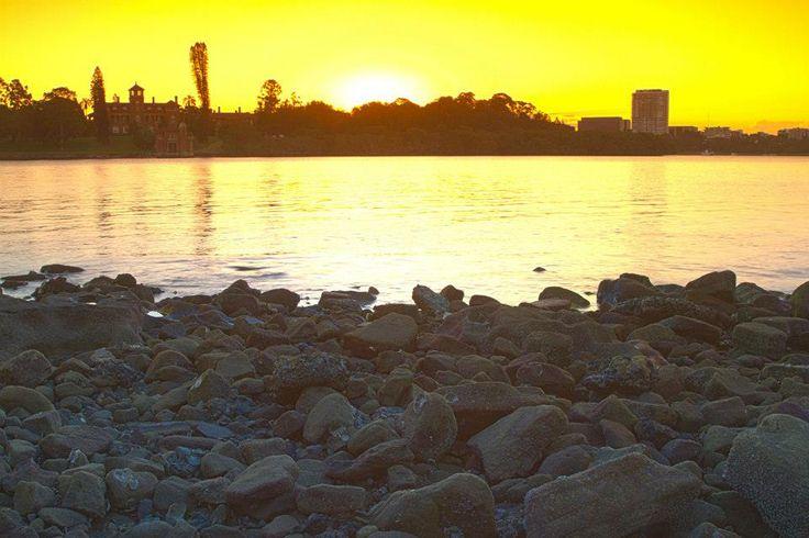 Via Gilbert B. on website. Favourite place in Putney, NSW (June 2014) #rydenseek